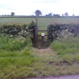 2nd left summerhill after